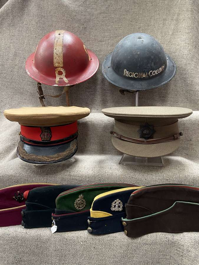 Helmets & Head Gear