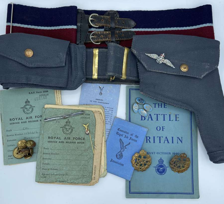 WW1 & WW2 Airforce Memorabilia