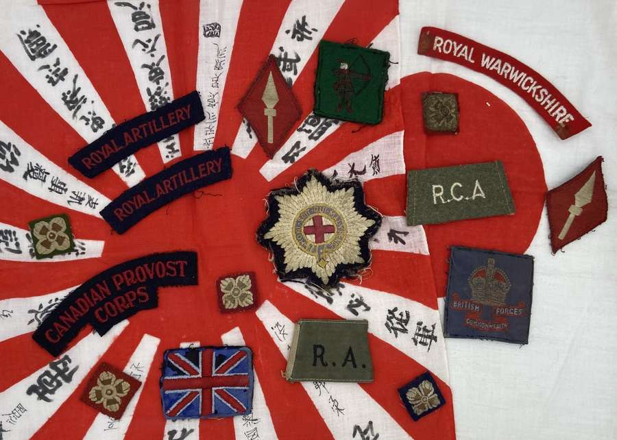 Patches, Flags & Armbands
