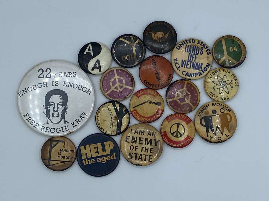 Other Collectable Badges