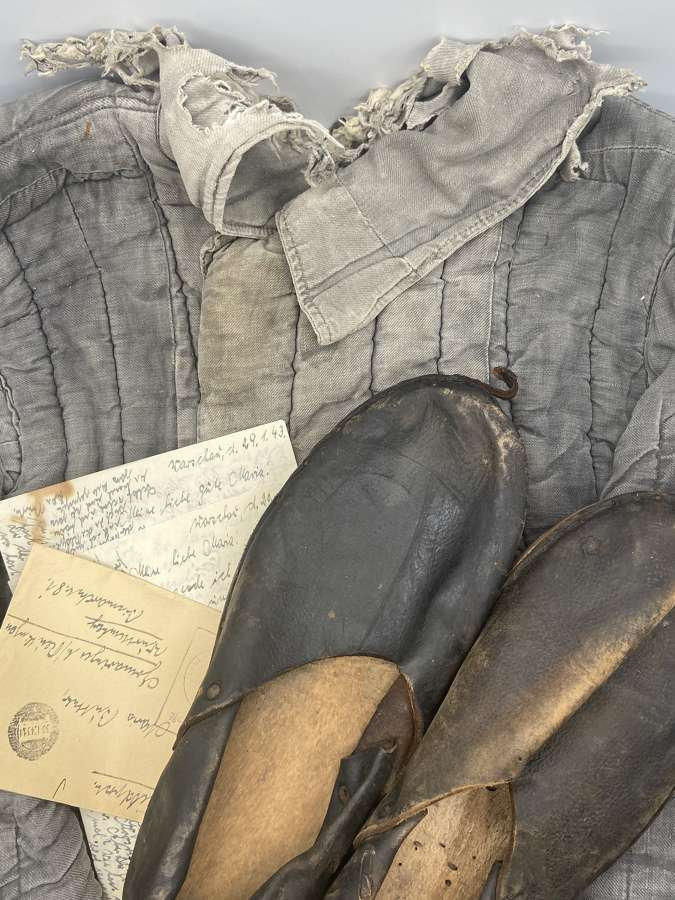 POW Items & Concentration Camp Memorabilia
