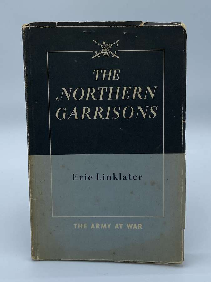 Literature 1941 The Northern Garrisons Wartime Account In Iceland