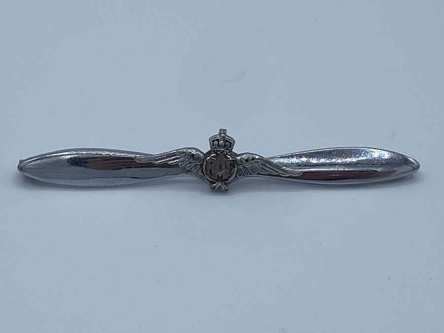 WW2 RAF Propeller Sweetheart Brooch