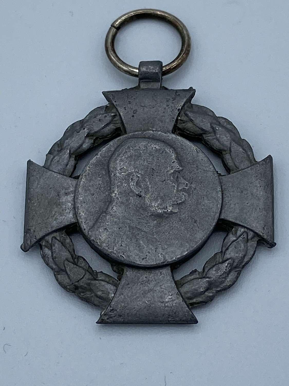 WW1 GERMAN AUSTRIAN 60TH JUBILEE 1848-1908 MEDAL