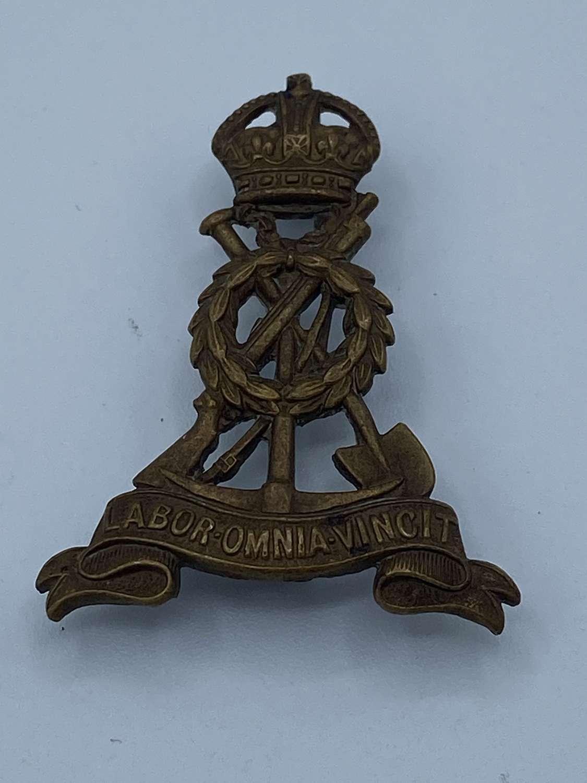 WW1 Labour Corps Cap Badge