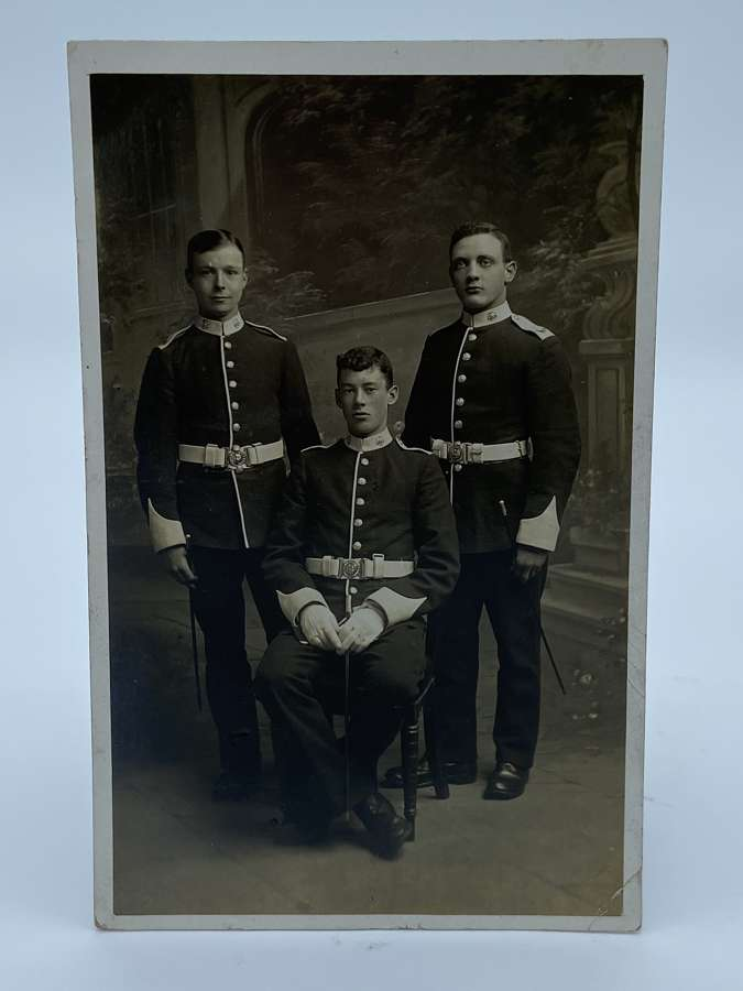 WW1 Grenadier Guards In Dress Uniform Photograph