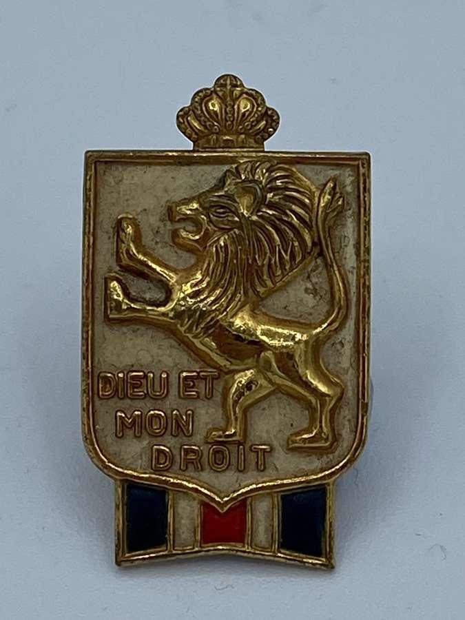 WW2 War Relief Bundles For Britain Dieu Et Mon Droit Pin