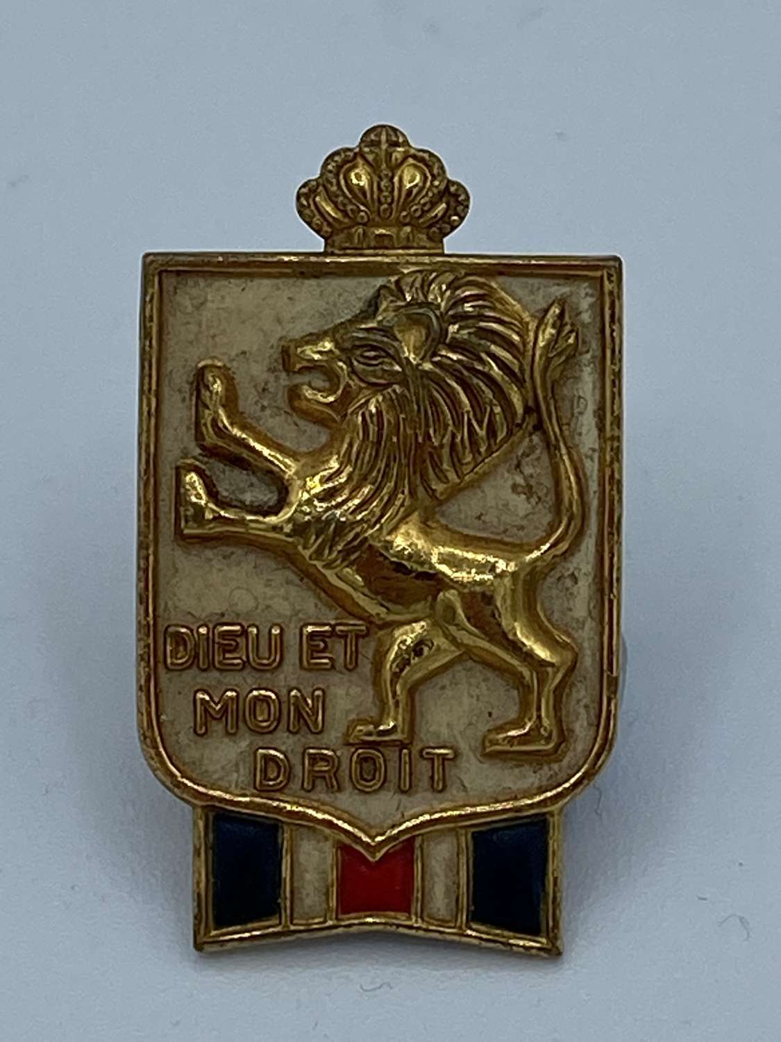 WW2 War Relief Bundles For Britain Dieu Et Mon Droit Pin
