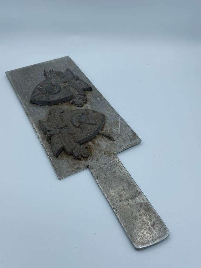 WW2 Duty Honour Country West Point MDCII USMA Tomb Stone Casts