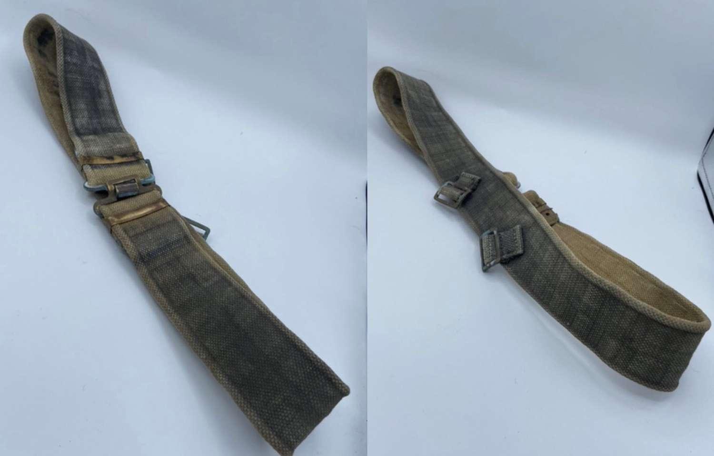WW2 1937 Pattern British Army Large Belt