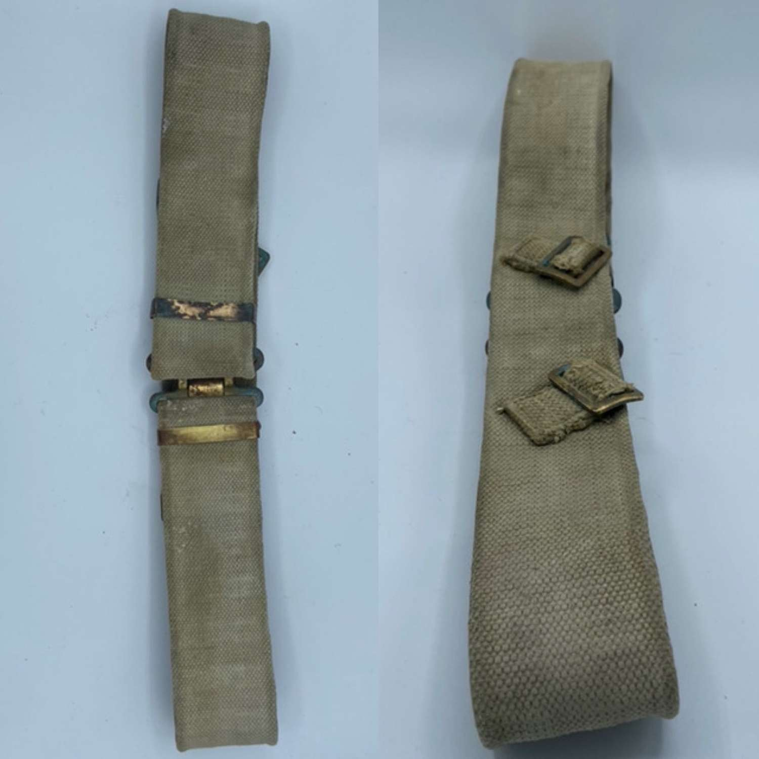Ww2 1937 Pattern British Army Belt