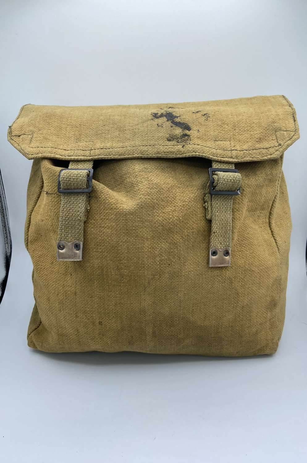 WW2 1943 Dated British Army Indian Made Small Pack