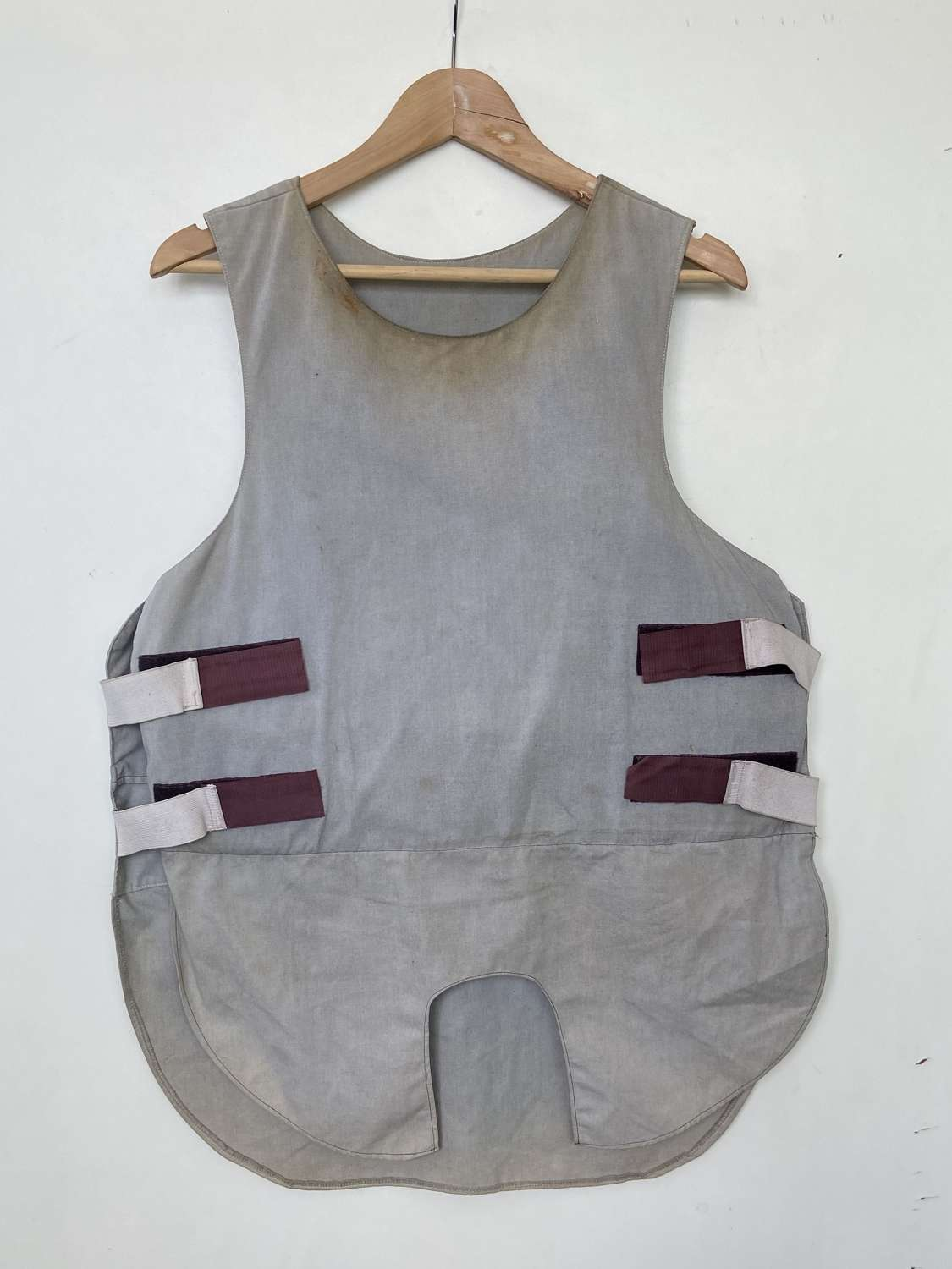 1950s NYPD International Protectors Body Armour Large