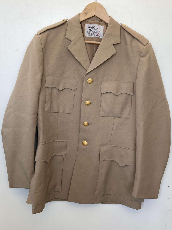 1985 Dated United Nations Swedish Uniform Jacket Tunic