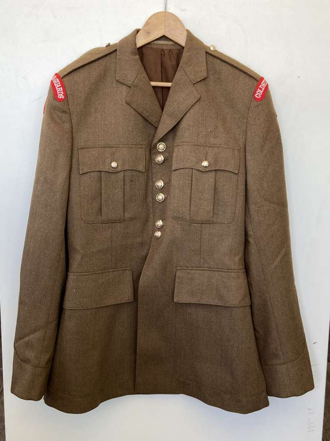 1960s Coldstream Guards Wool Tunic