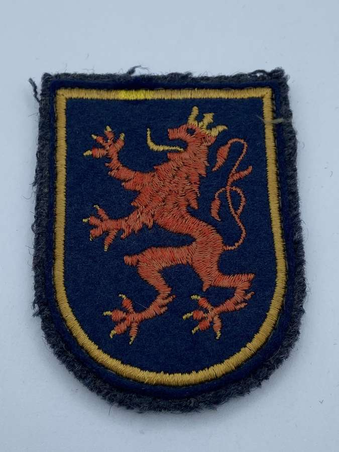 WW2 Pre German Occupation Norwegian Norway Army Patch