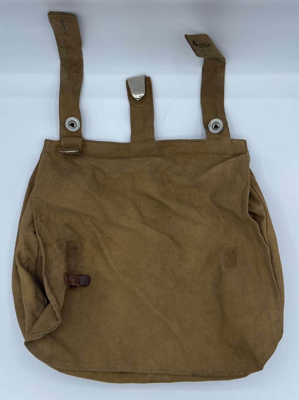 WW2 German Deutsche Jungvolk Hitler Youth Bread Bag