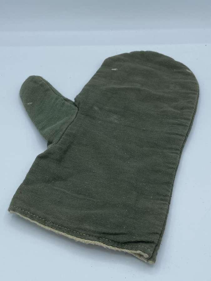 WW2 German Wehrmacht Single Left Handed Glove Cold Weather