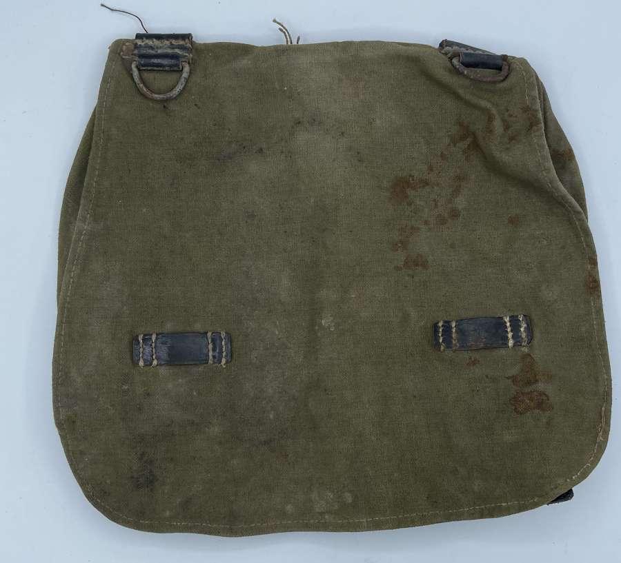 WW2 M31 Olive Green Wehrmacht Bread Bag