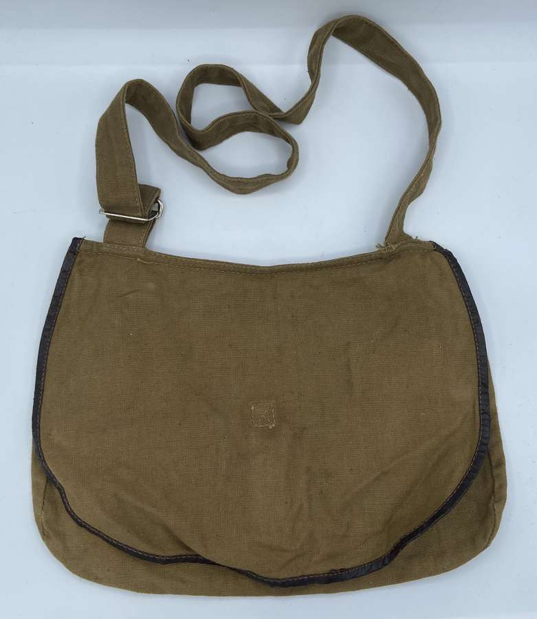 WW2 German Hitler Youth Bread Bag With Strap