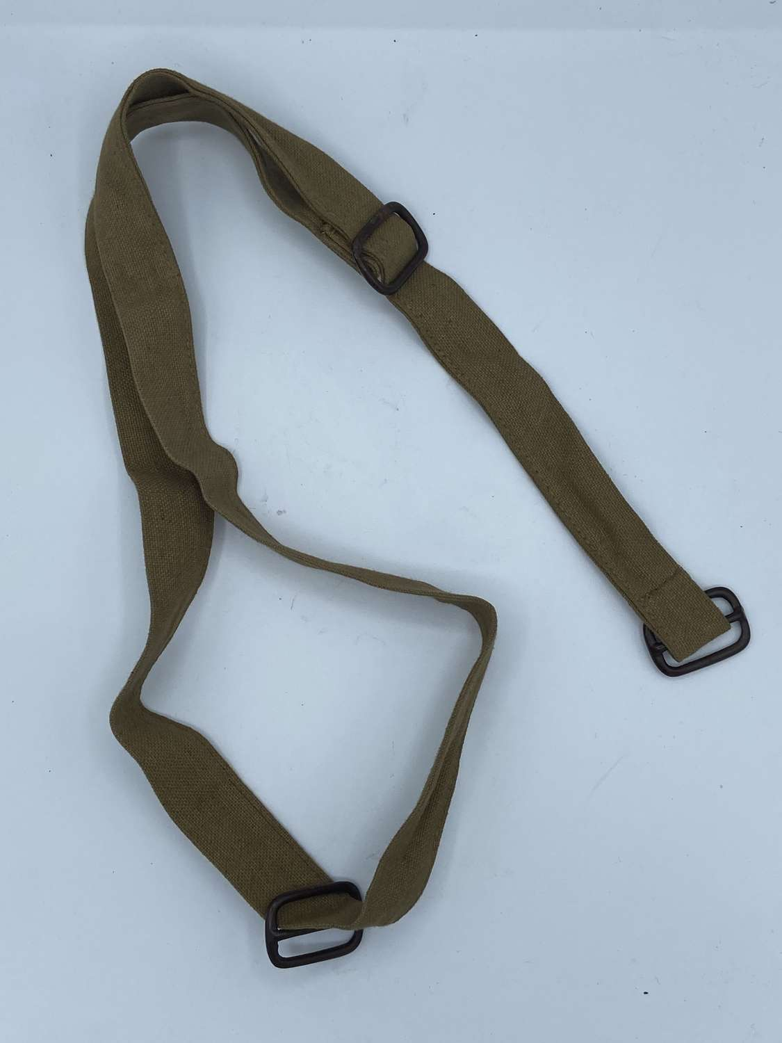 WW2 German Hitler Youth Bread Bag Spare Strap