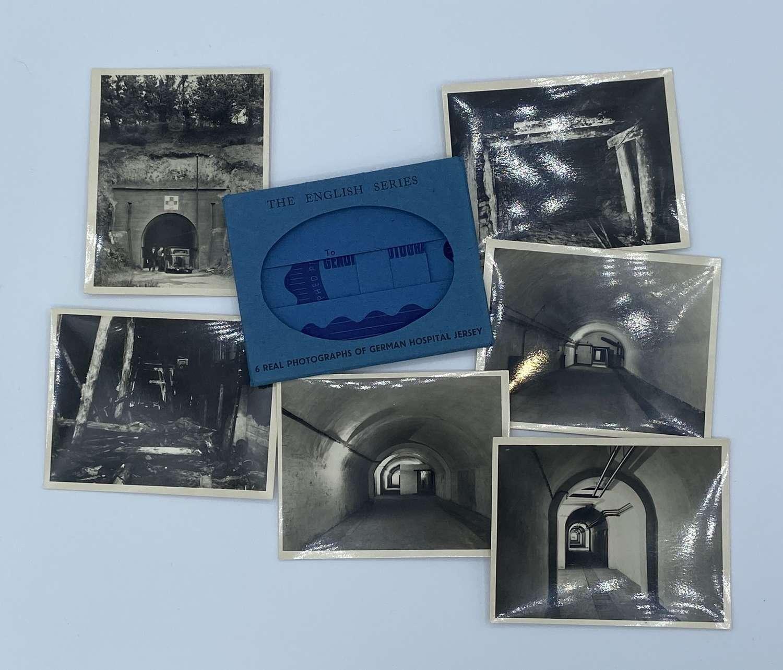Ww2 Jersey German Underground Hospital Photographs