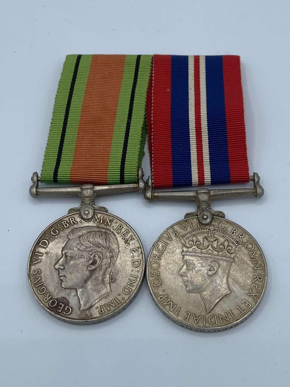 WW2 Medals To 1st Paras Commando Kumaon Reg