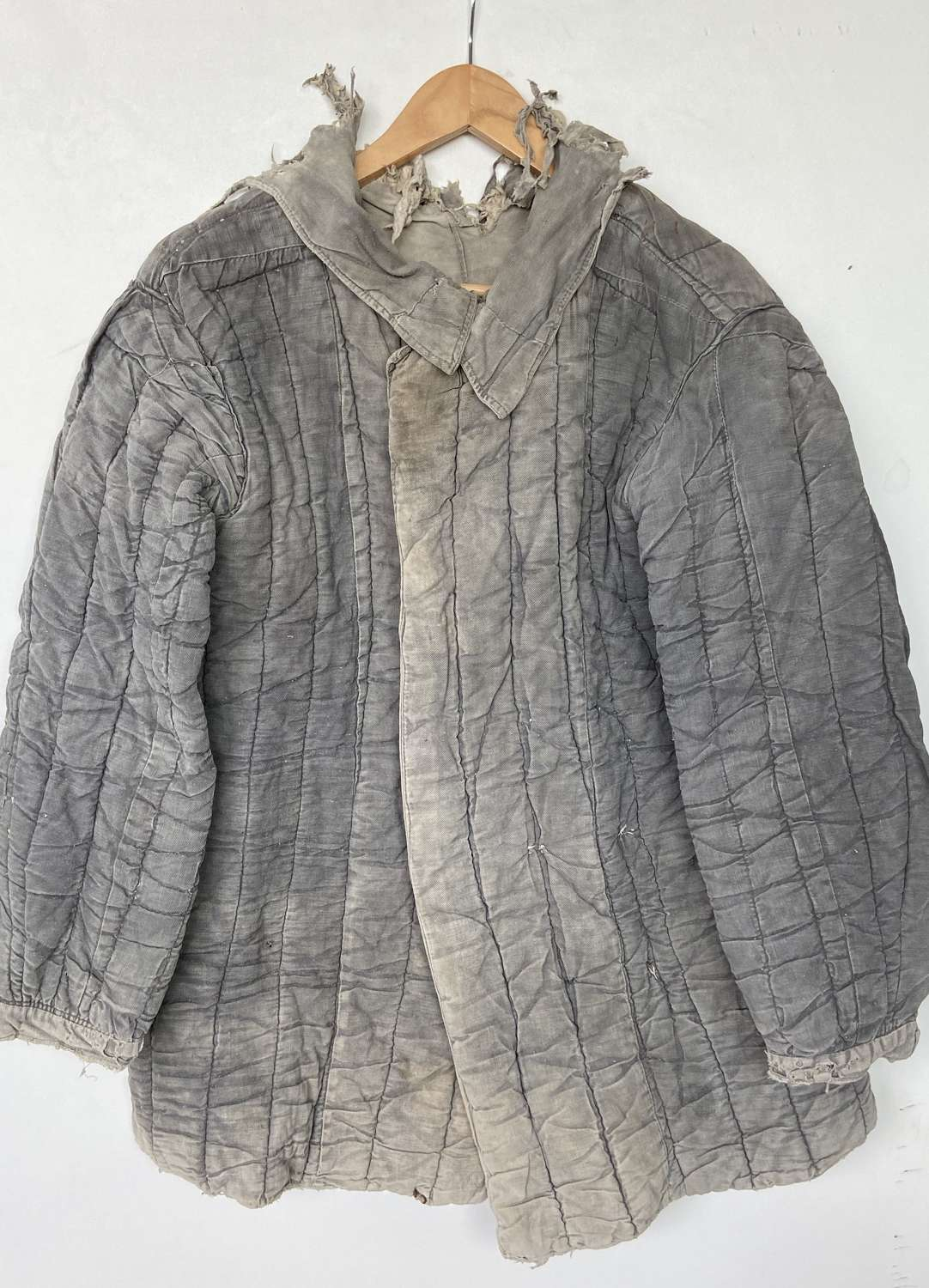 WW2 Telogreika Soviet Padded Jacket For German POW's In A Gulag