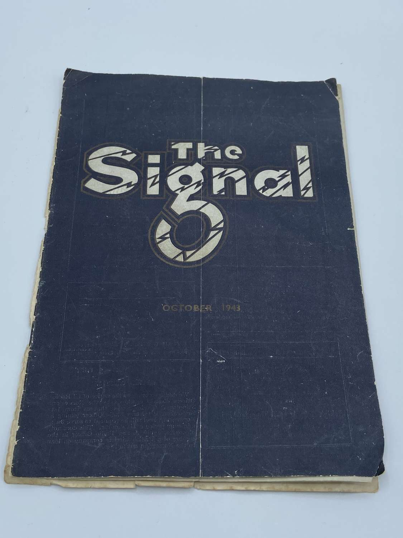 WW2 EL Alamen Anniversary October 23rd 1946 Royal Albert Hall booklet