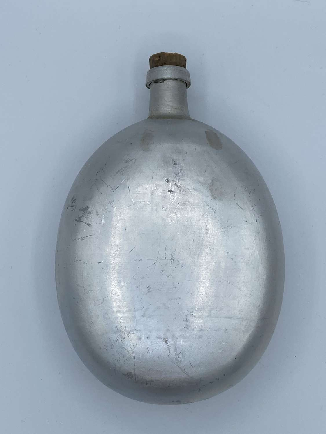 WW1 Ottoman Turkish Imperial Army German Type Aluminium WaterBottle