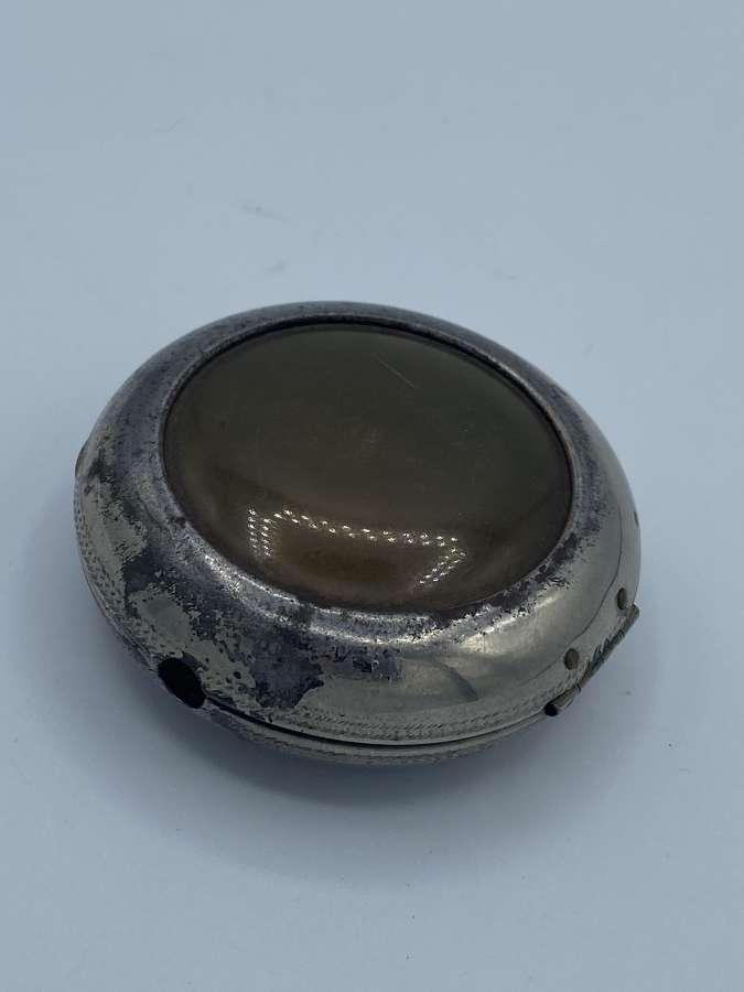 WW1/ WW2 DRGM Marked Pocket Watch Case
