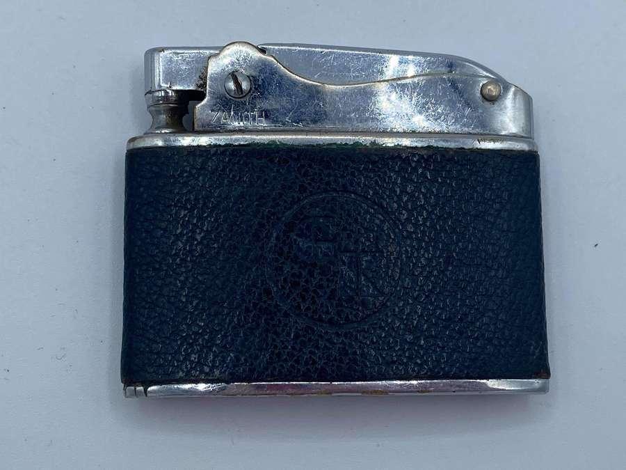 Unused Working & Complete Vintage German 1940s Zanith Petrol Lighter