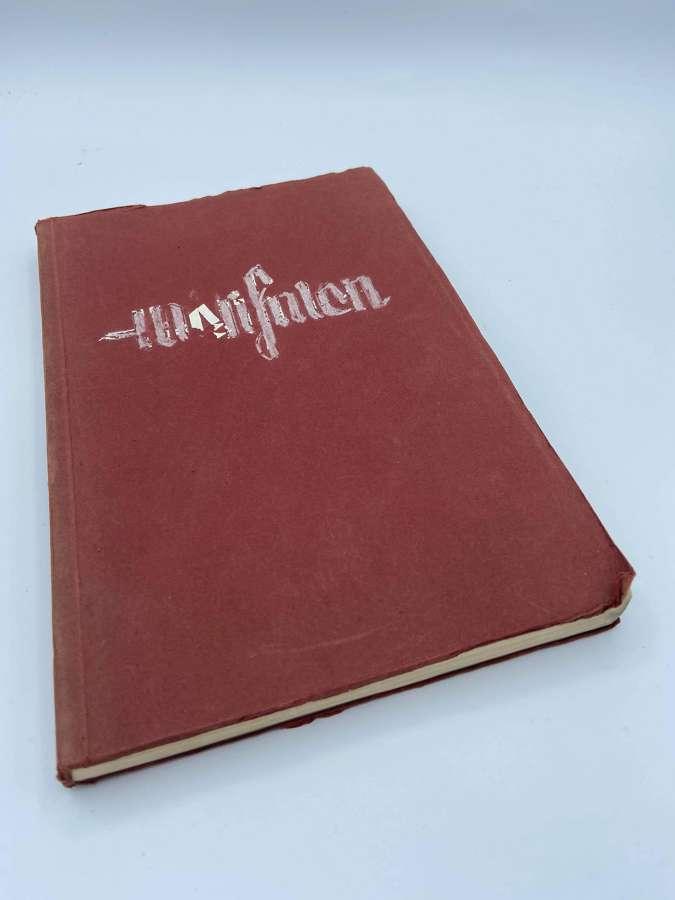 WW2 German 1926 Dated Westfalen By von Fritz Mielert