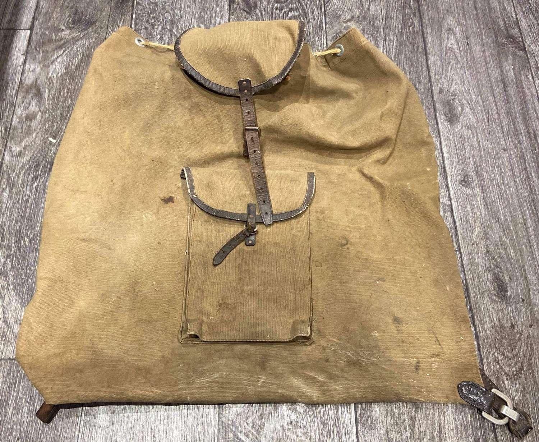 WW2 German Wehrmacht Rucksack Backpack