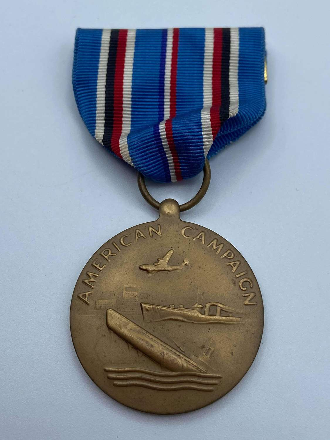 WW2 United States Campaign Medal 1941-1945 American Campaign