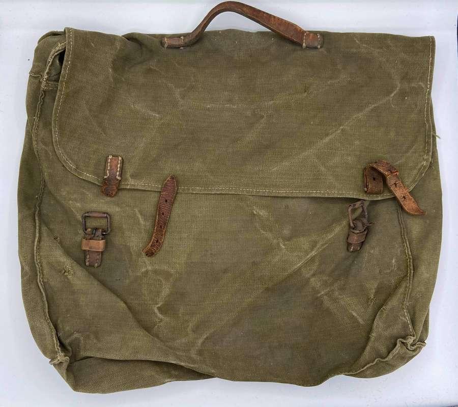 WW2 German Wehrmacht EM/NCO Bekleidungssack M31 Clothing Bag