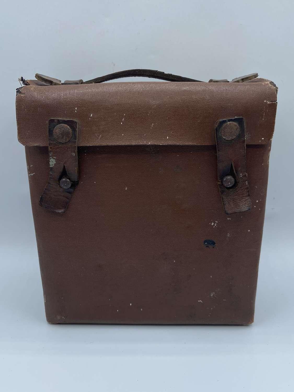 WW2 German DRK Medic Bag Sanitatslager Babelsberg 27