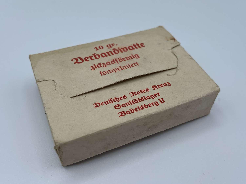 WW2 Deutsche Rotes Kreuz DRK Babelsberg II POW Camp Bandage