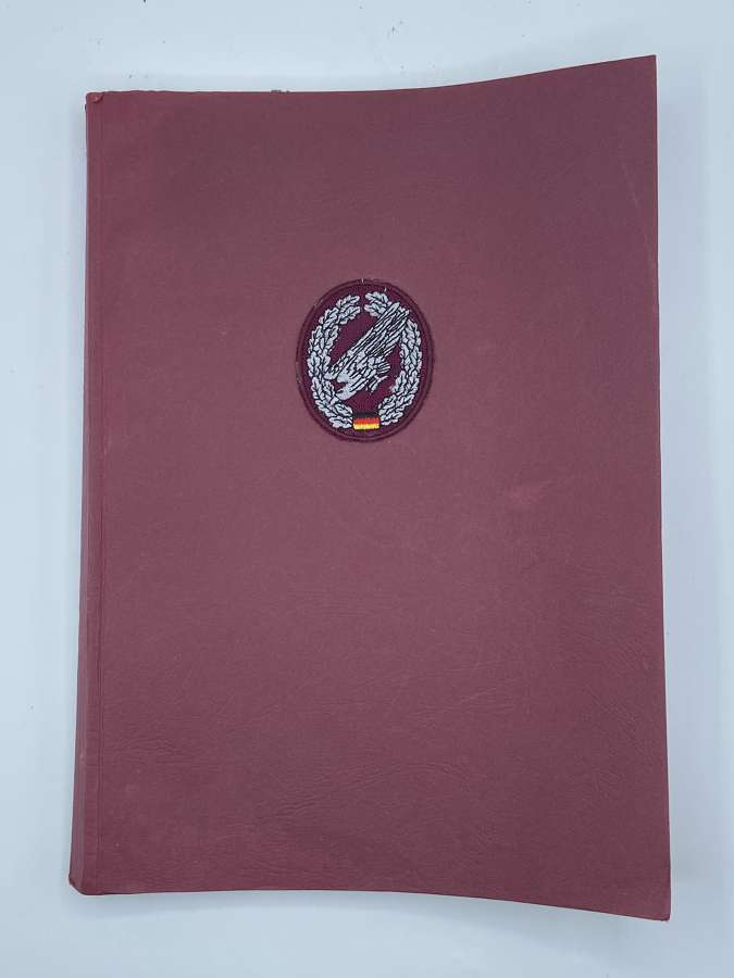 WW2 Veteran Fallschirmjäger Review Of The War Book 300 Plus Pages