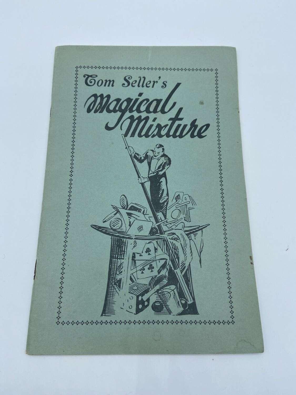 Vintage 1947 Dated Tom Sellers Magical Mixture Demon Series Book