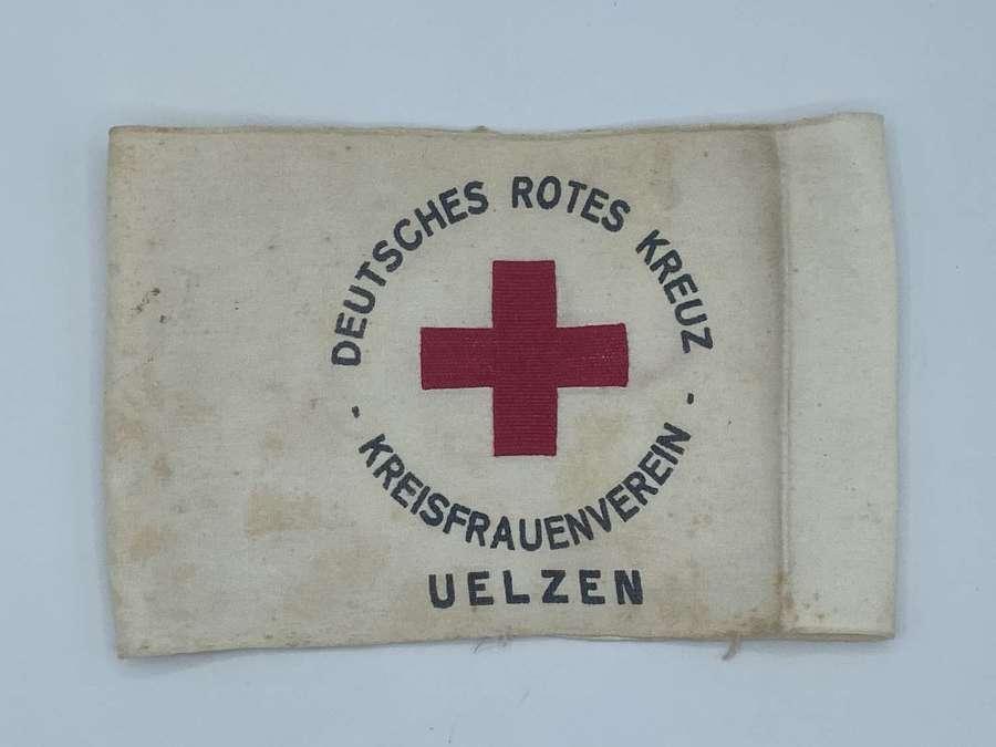 WW1 Vaterländischer Frauenverein Fatherland women association Armband