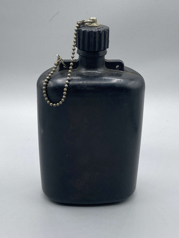 Vintage St John Ambulance Paramedic Emergency Disaster Relief Bottle
