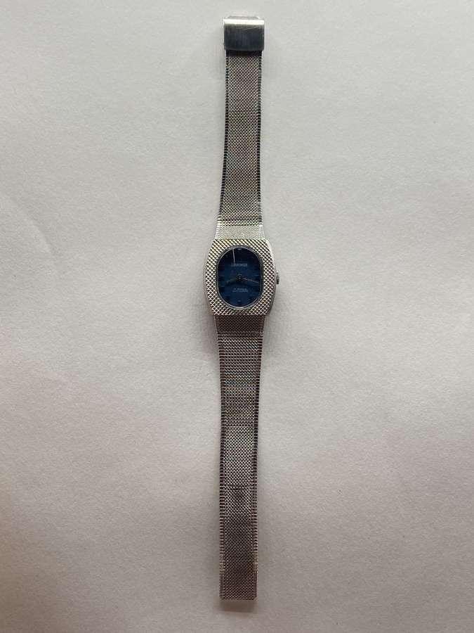 Vintage Automatic  Working Carronade 17 Jewels Anti Shock Mens Watch