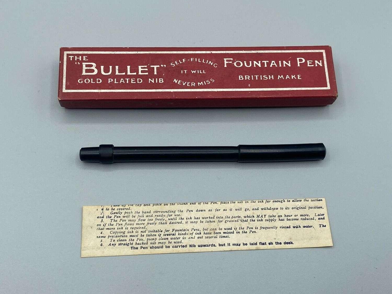 Rare 1st 1888 Parker Pen, John Holland pen Tinkered By George.S.Parker