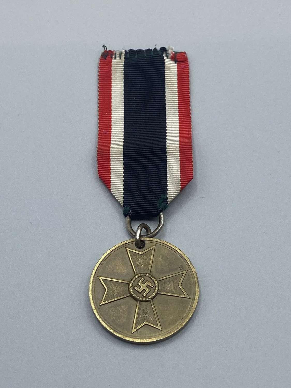 WW2 German War Merit Kriegsverdienstmedaille