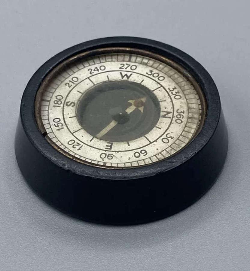 WW2 Era Boy Scout Association Bakelite Map Reading Compass