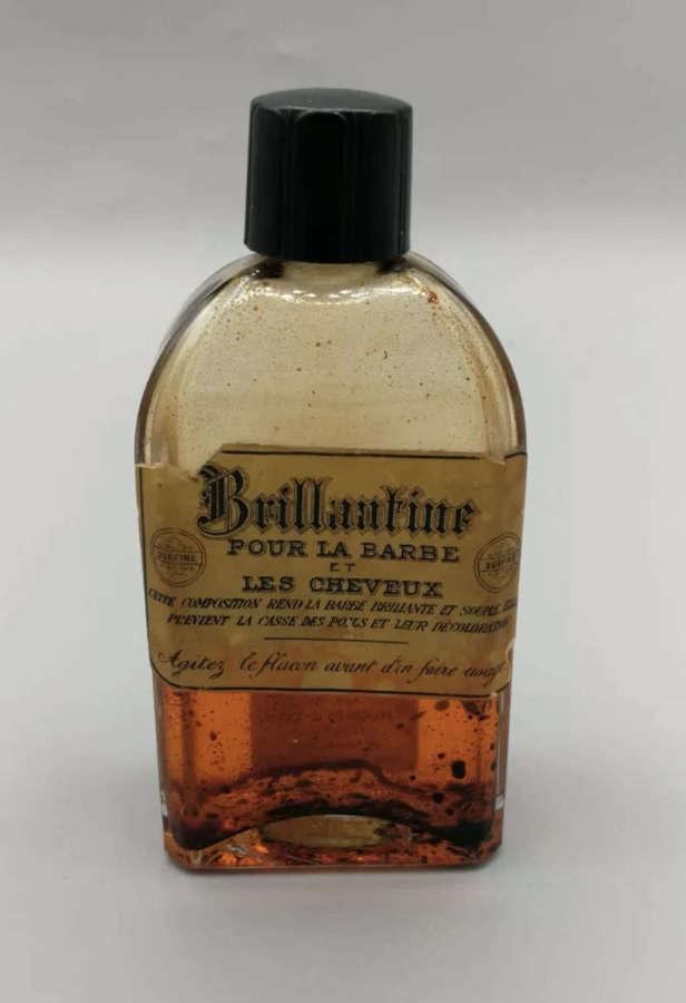 Antique Brillantine Pour La Barbe Et Les Cheveux Perfume & Content